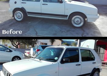 Vehicle Tinting